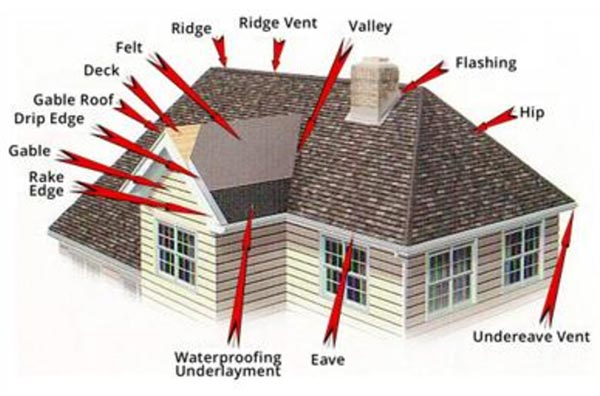 Roofing Anatomy Lake Orion Roofing Inc